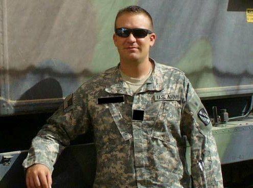 James Harris USA Veteran surviving PTSD