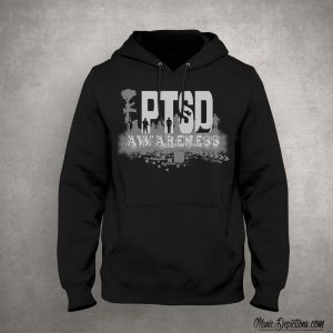 Combat PTSD Hoodie